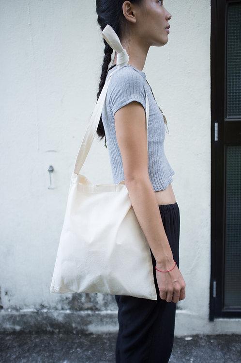 原色單肩 Tote Bag