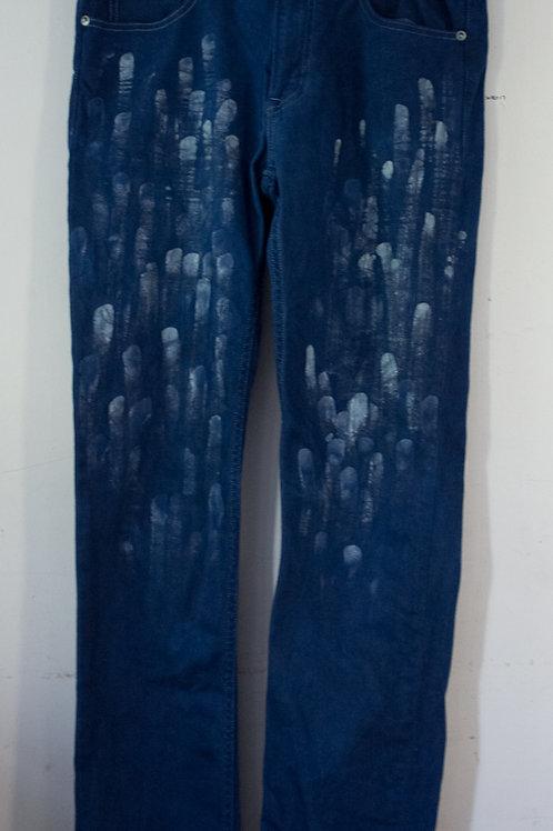 Wax Dye Trousers
