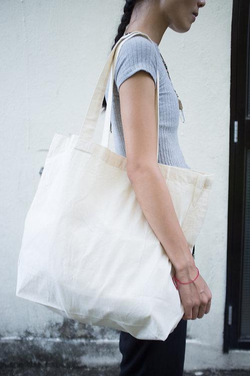 原色 Tote Bag (L)
