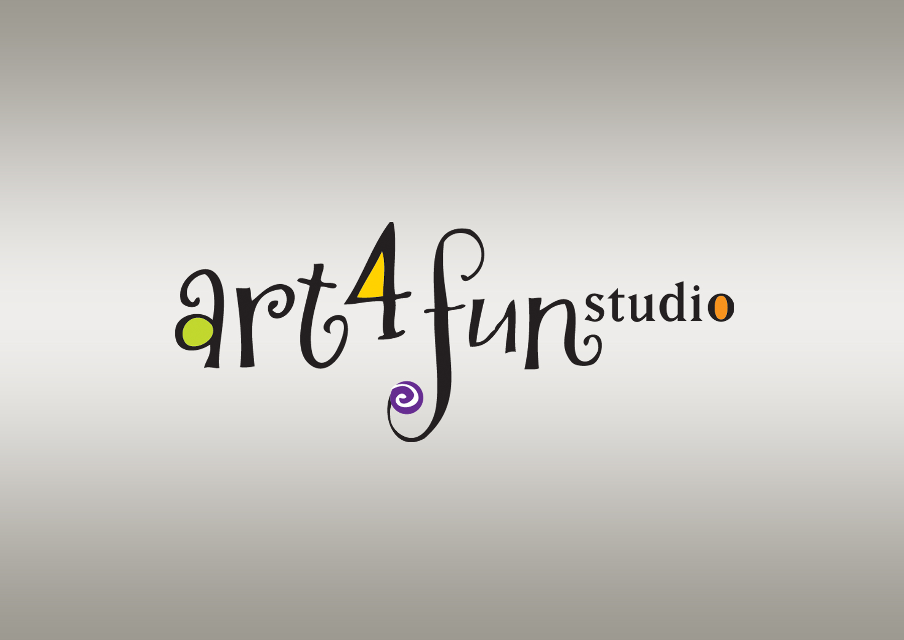 Art 4 Fun Logo