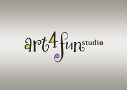 Art 4 Fun Logo