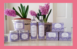 Angelic Soaps and Gifts Packaging