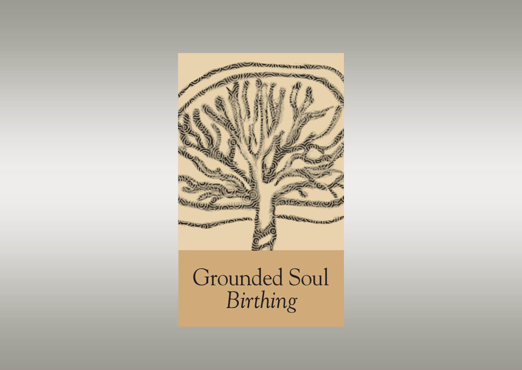 Grounded Soul Birthing Logo