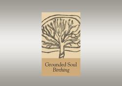 Grounded Soul Birthing Logo