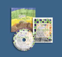 Quiet Thoughts Book & CD