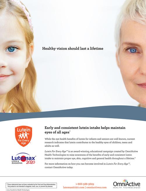 Lutemax 2020 Print ad