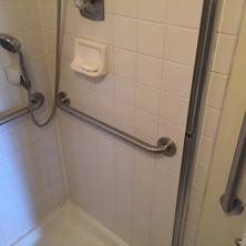 Bathroom Safety Rails