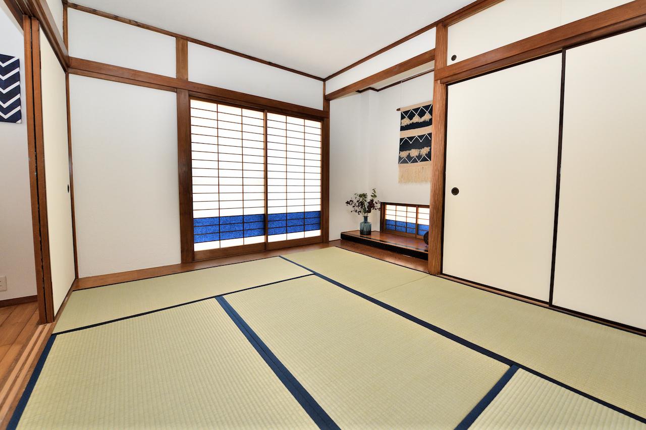 Japanese room - tatami