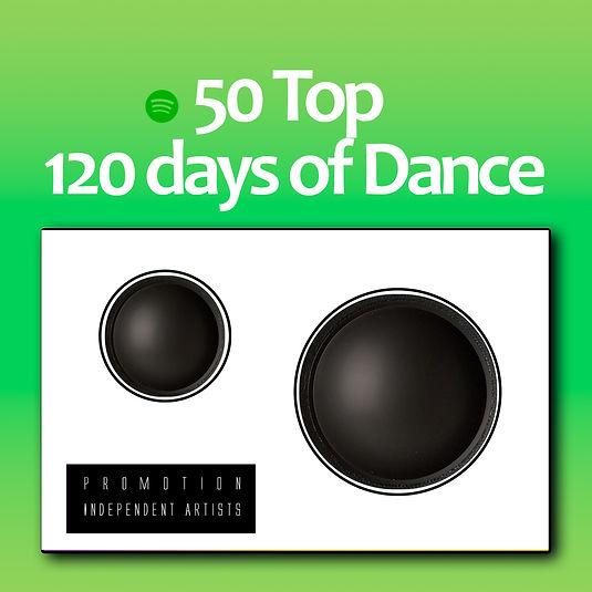 50 Top 120 days of Dance