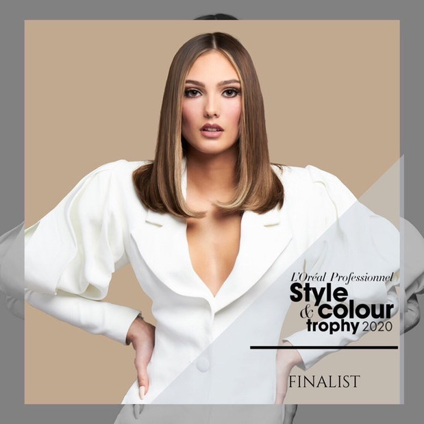 Color Trophy l'oreal 2020