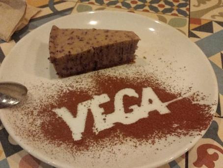 """""""VEGA"""" más que un restaurante vegano"""