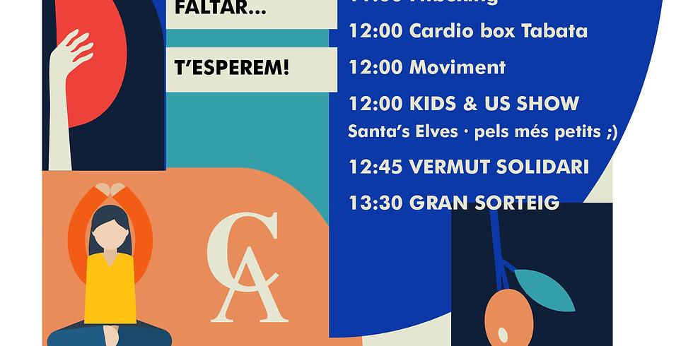 MARATÓ DE TV3 · JORNADA D'ACTIVITATS SOLIDÀRIES