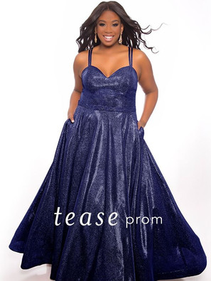 Best Plus Size Prom Dresses in Birmingham area Glitz & Gowns
