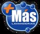 Logo Mas Lavanderia PNG Santiago
