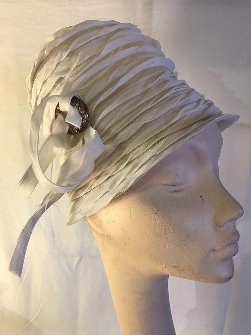 Mr John jnr, bee hive hat