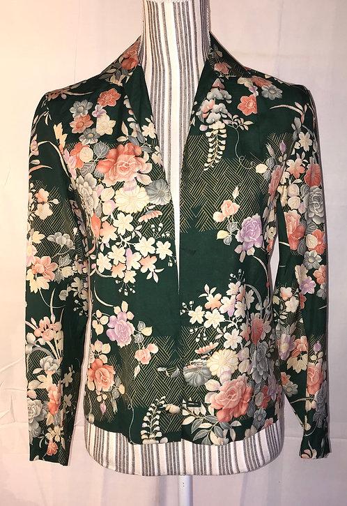 SOLD.Circa 1930 cotton jacket