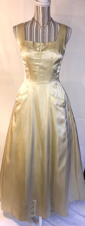 Harold, London couture gown