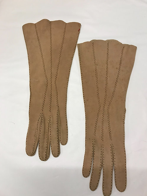 1930s hand made gloves