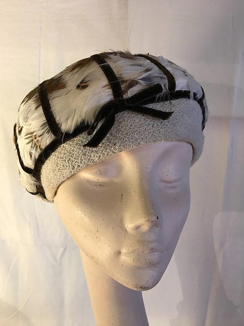 1950s Lisa model hat