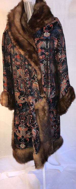 Amazing 1920s Russian style coat