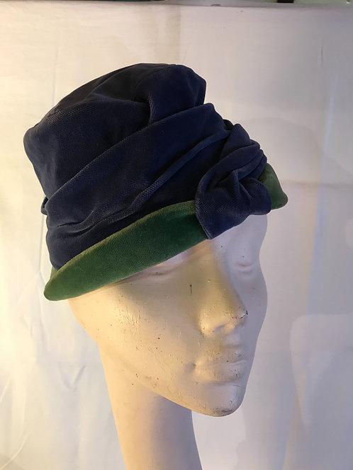 Circa 1938, Sybil Pendlebury hat