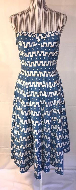Horrockses 1950s dress