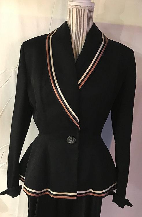 Lilli Ann 1940s jacket