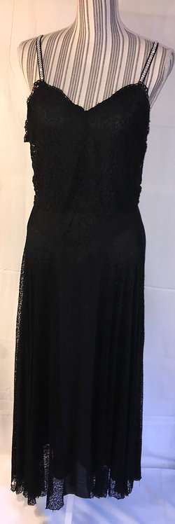 Early 1930s lace dress