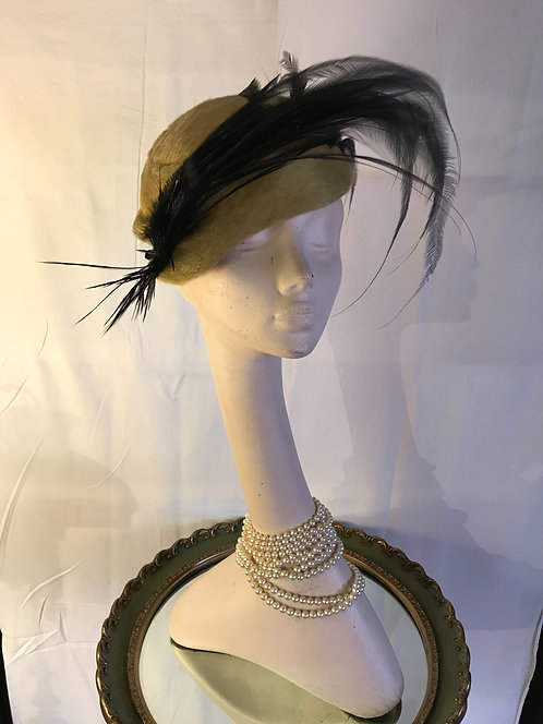 Madame Germaine couture hat