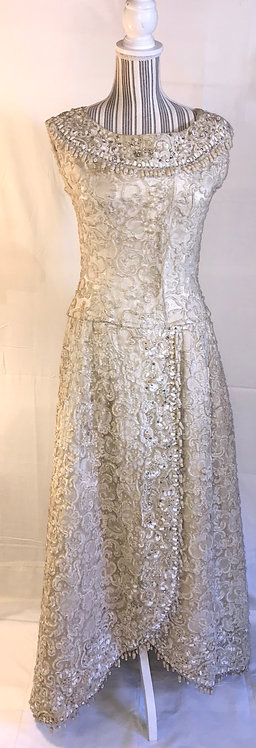 Princess Irene Galitzine 1953 dress