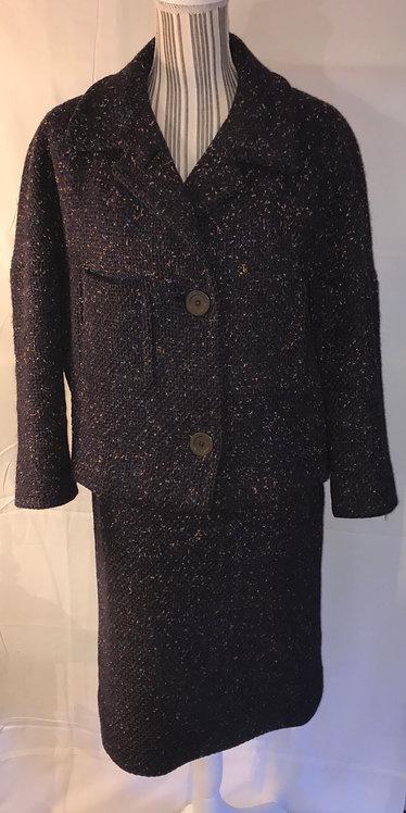 Jaeger wool suit circa 1956
