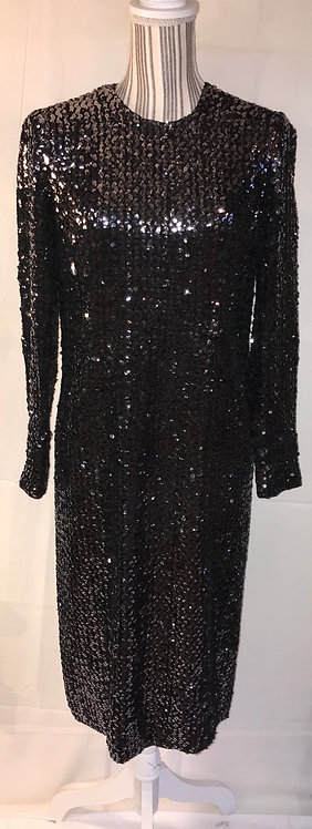 Circa 1960 Lachasse couture dress