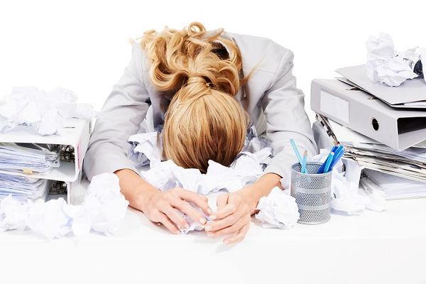 усталость переутомление
