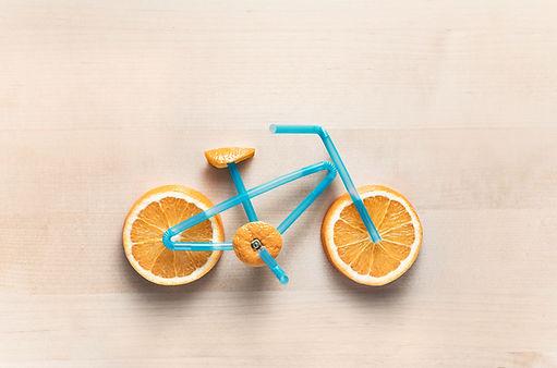 креативность творчество креативный велосипед