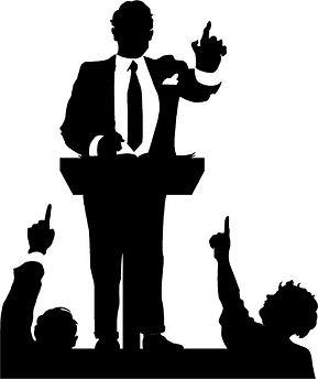 оратор выступление речь