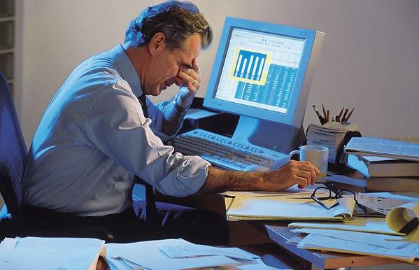 усталость переутомление стресс на работе
