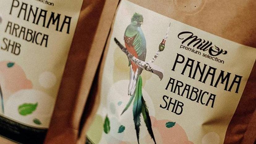 Кофе зерновой Panama 250 гр.