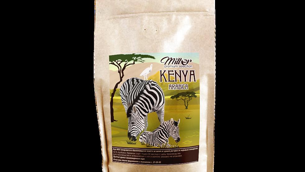 Кофе зерновой Кения АБ 1кг