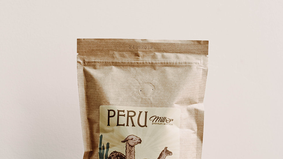 Кофе зерновой Peru 250 гр.