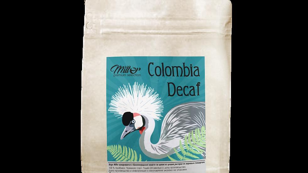 Кофе зерновой Colombia Decaf 250гр