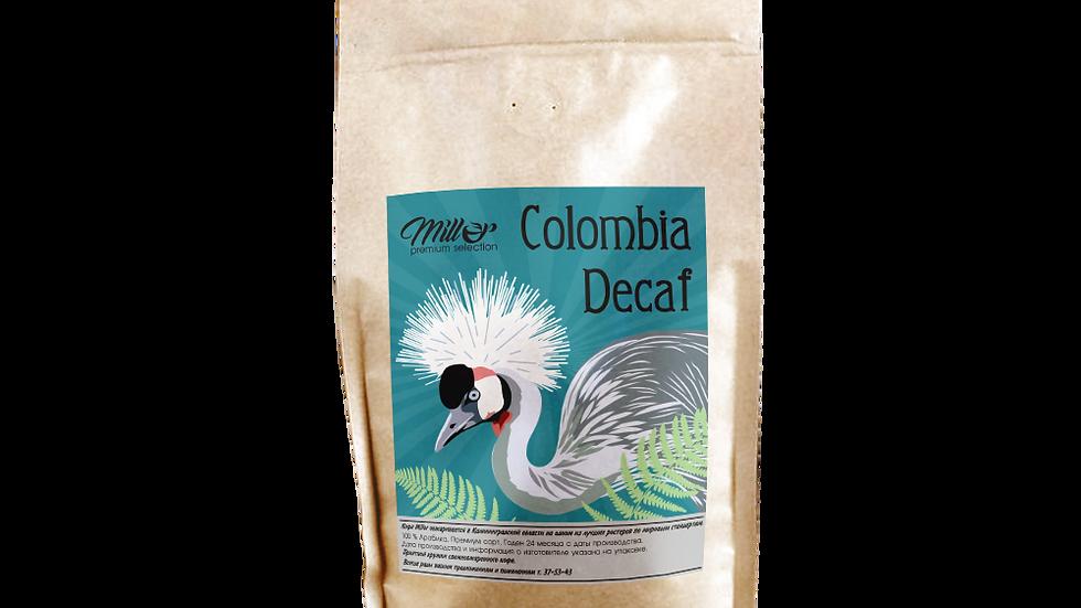 Кофе зерновой Colombia Decaf 1кг