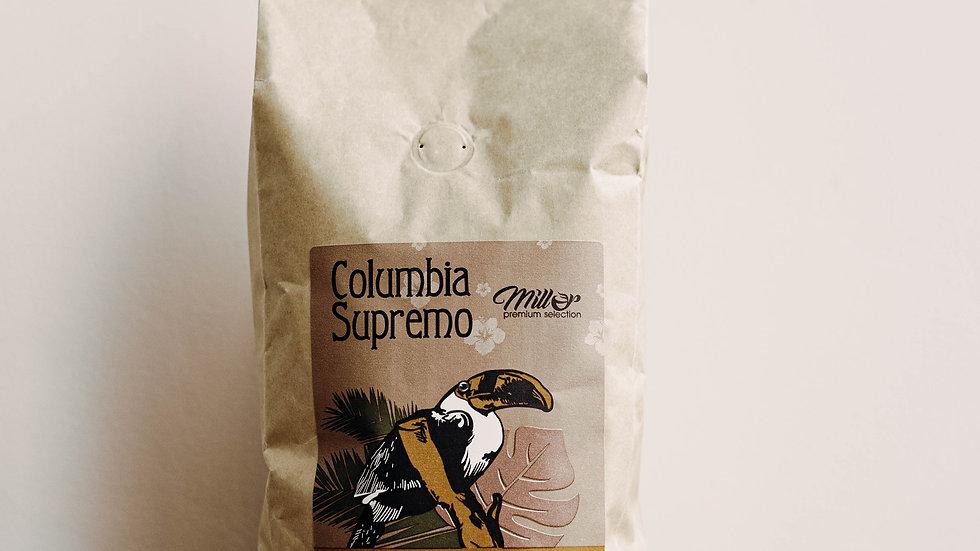 Кофе зерновой Colombia Supremo 1 кг.