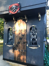 Pirate Ship Door