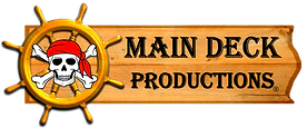 Main Deck Productions Logo