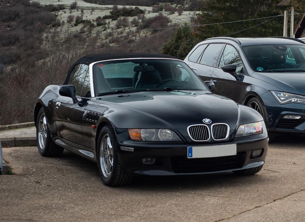 BMW Z3 2.8 1999 cosmosschwarz