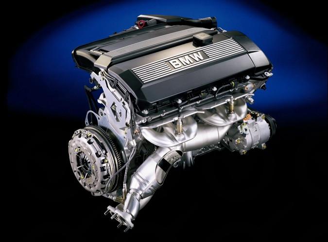 motor M52 BMW