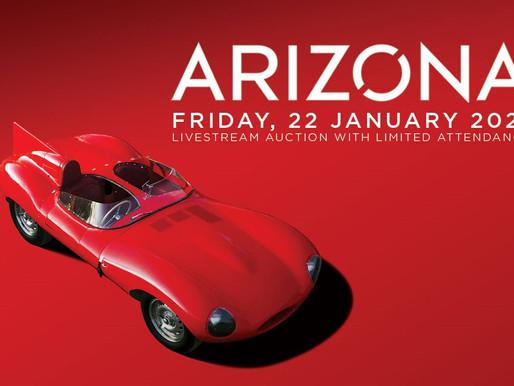22 de enero: RM Sotheby's Arizona Auction