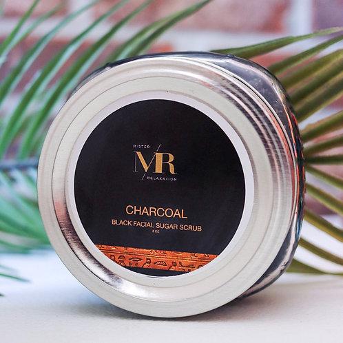 "Charcoal ""Caviar"" Facial Scrub"