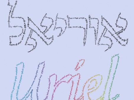 The making of Uriel's Bar-Mitzvah Monogram