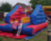 Birthday Party Inflatables